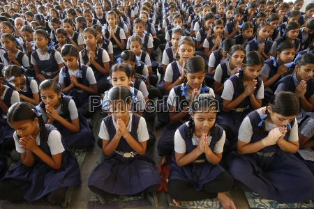 sandipani muni school for needy girls